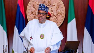 JUST IN: Buhari Meets With Traditional Rulers