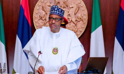 Buhari, Former Leaders, Security Chiefs Meet In Aso Villa