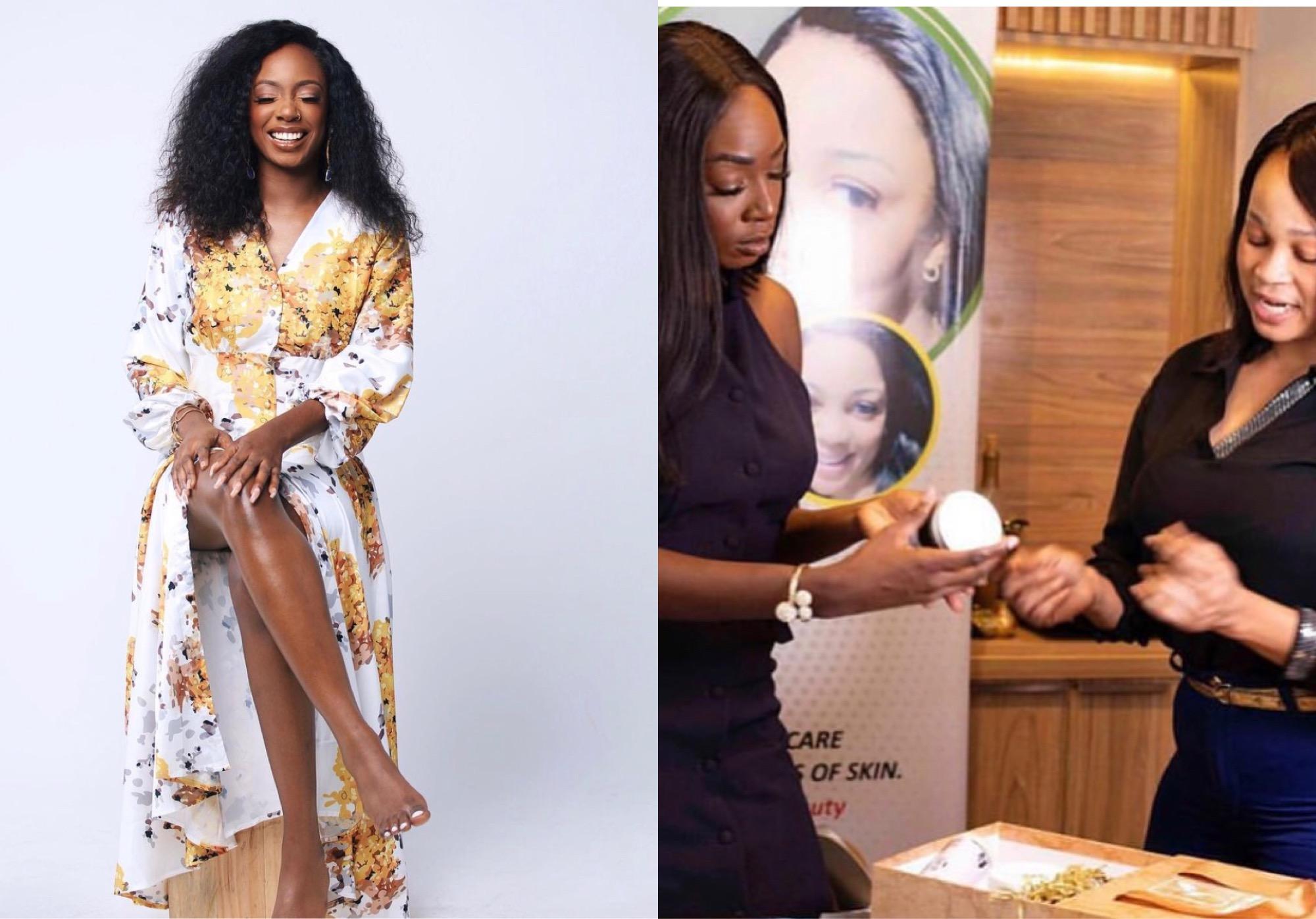 BBNaija's TolaniBaj Bags Endorsement Deal With Skincare Brand