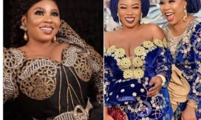 """Never Extend Your Beef With Someone To Their Kids"" - Actress Wumi Toriola Cautions Former Friend, Seyi Edun"