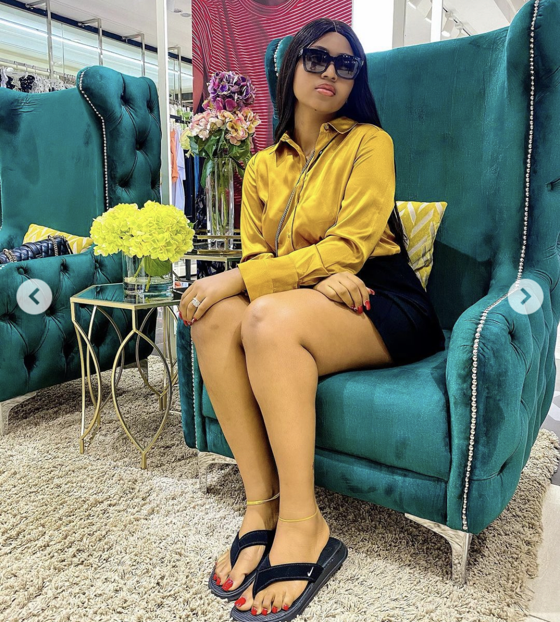 Regina Daniels Shares Stunning Photos On Instagram