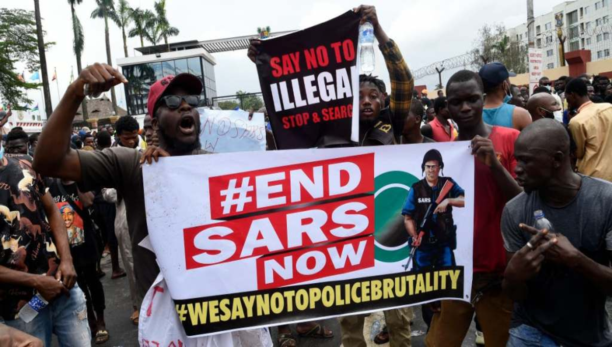 #EndSARS: Presidential Panel Recommends Dismissal Of 37 SARS Operatives