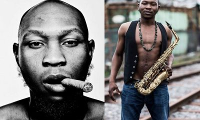 Seun Kuti Blasts Politicians For Accusing Thugs Of Hijacking #EndSARS Protest