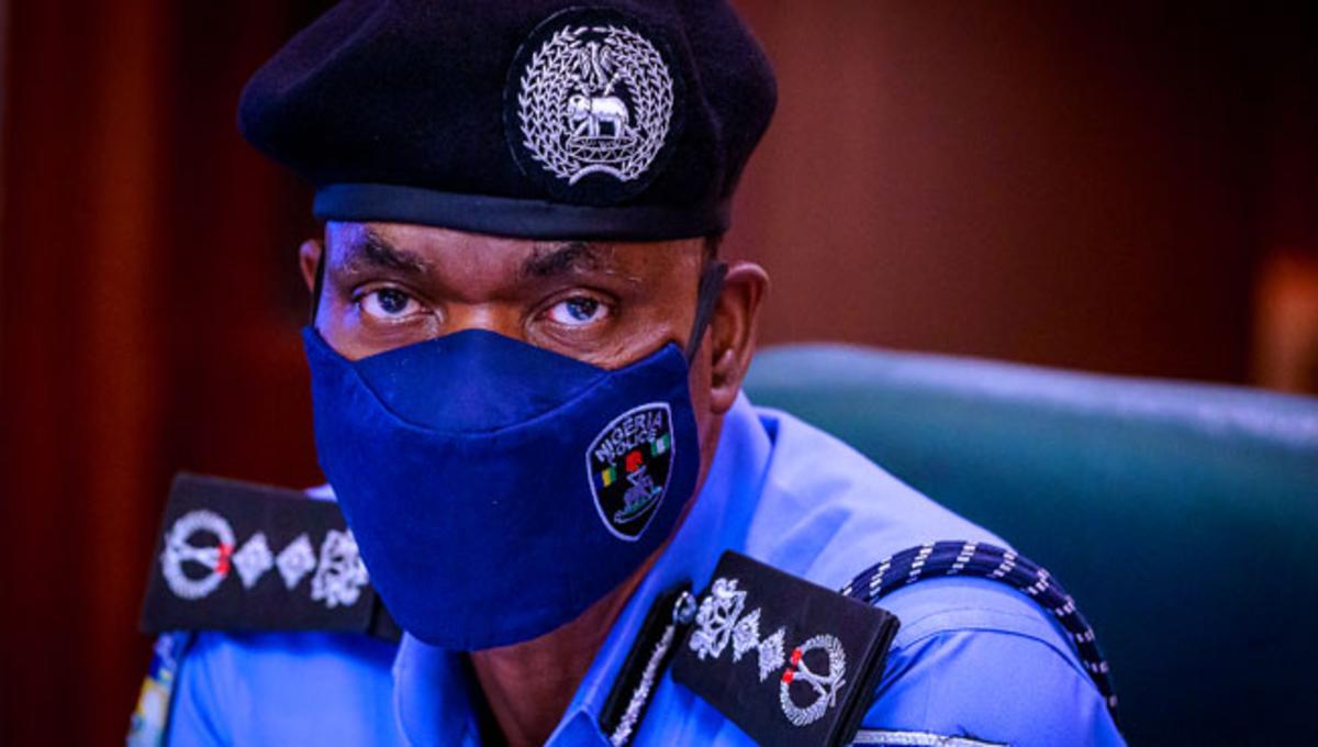BREAKING: Buhari Extends Adamu's Tenure As IGP