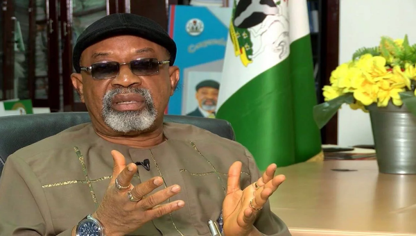 #EndSARS: Nigerian Minister Blames ASUU Strike For Civil Unrest