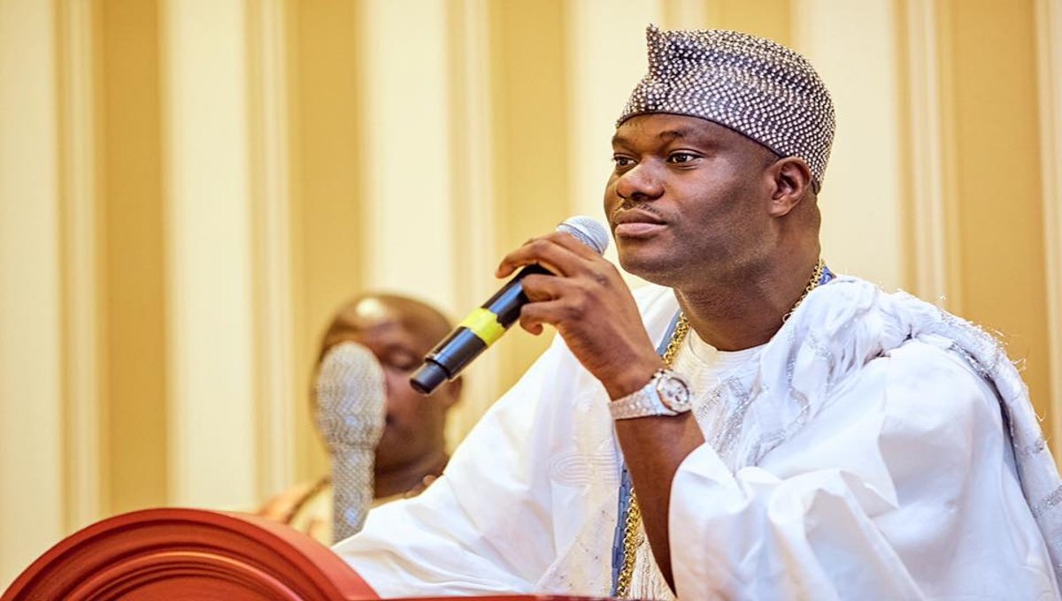 'Resist Being Used By Politicians' — Ooni Warns Sunday Igboho