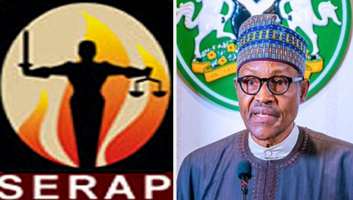 Recession: SERAP Asks Buhari To Cut Cost Of Governance