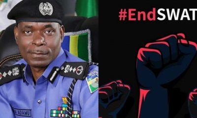 #EndSARS: IGP Blames Social Media For Escalated Protest