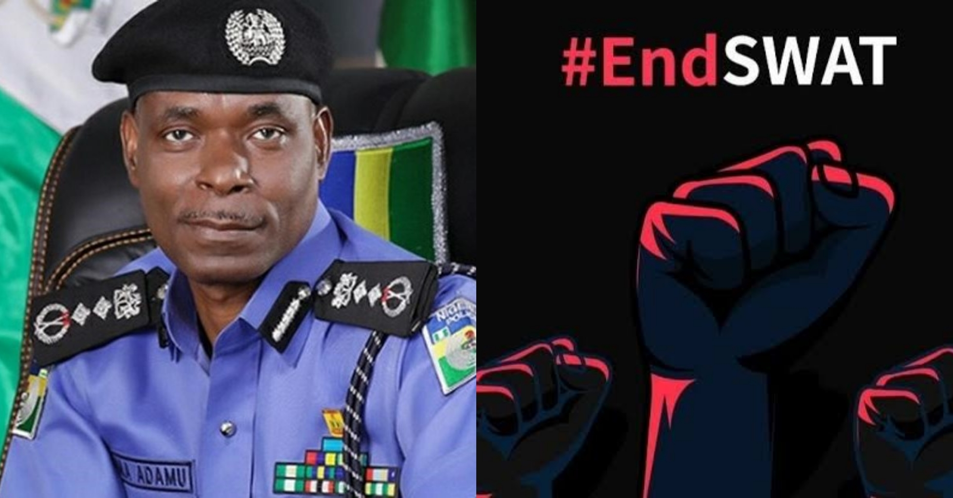BREAKING: IGP Replies Amnesty, Says Policemen Didn't Shoot #EndSARS Protesters