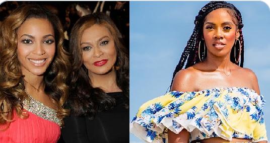 'We All Have Mothers', Tiwa Savage Replies Beyonce's Mum Over #EndSARS