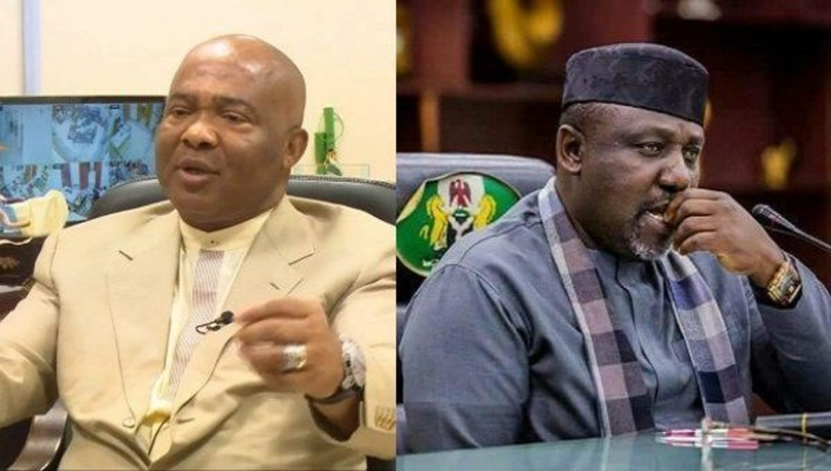 Uzodinma and Okorocha