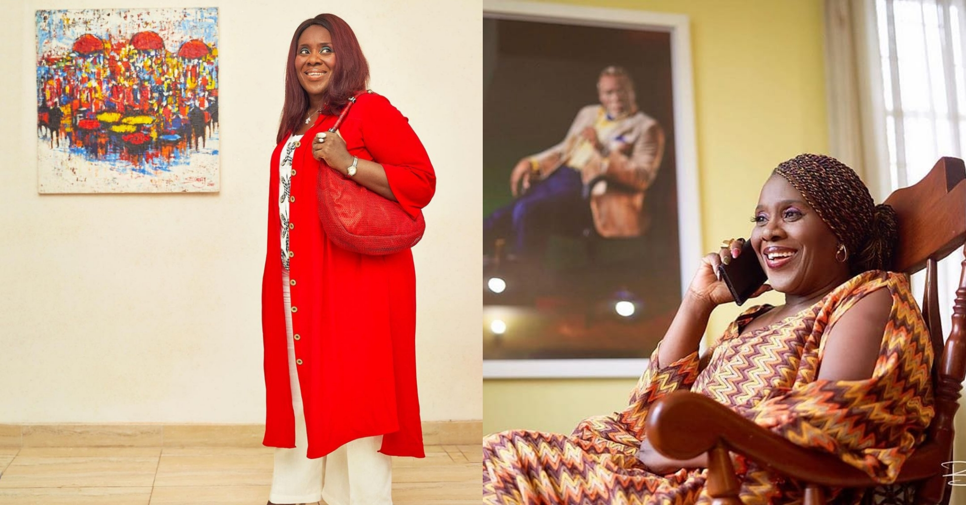 I Am An Adopted Child: Actress Joke Silva