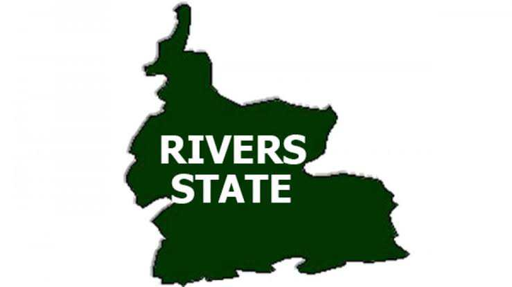 Oyigbo police station in Rivers state set on fire