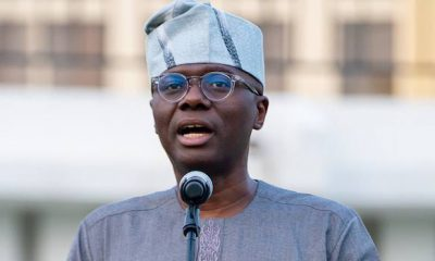 Sanwo-Olu Extends Lagos Curfew By 72 hours