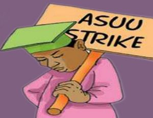 Why we are yet to call of strike: ASUU