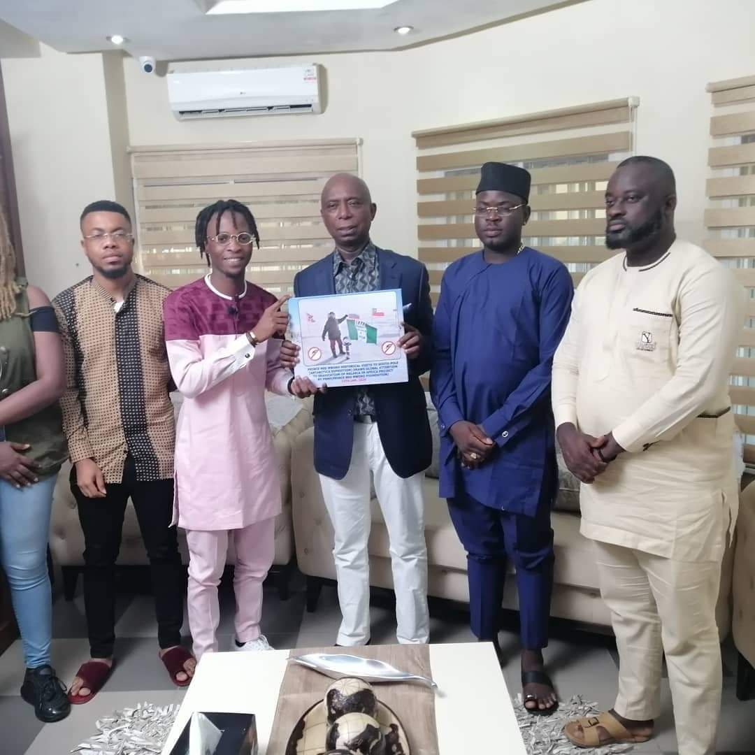 Ned Nwoko in partnership with Laycon