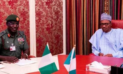 Lekki Shooting: Nigerian Lawyer drags Buhari, Buratai to court