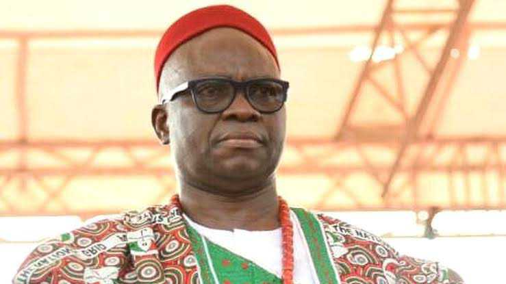 Umahi Stopped Being A Member Of PDP Long Before Defection – Fayose