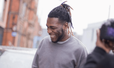 Burna Boy Speaks On Police Brutality During His BET Hip Hop Awards 2020 Performance