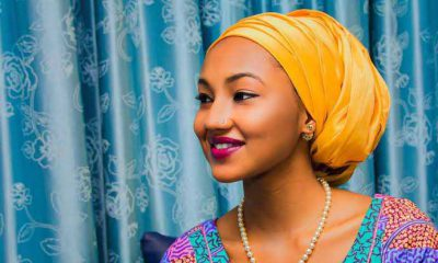 It is clear my father is not Nigeria's problem – Buhari's Daughter