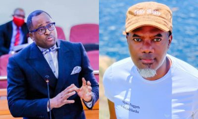 Desmond Elliot Acting For His Political Godfathers: Reno Omokri