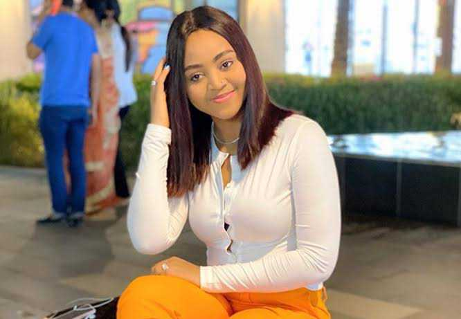 Regina Daniels To Spalsh 500k On IG Followers