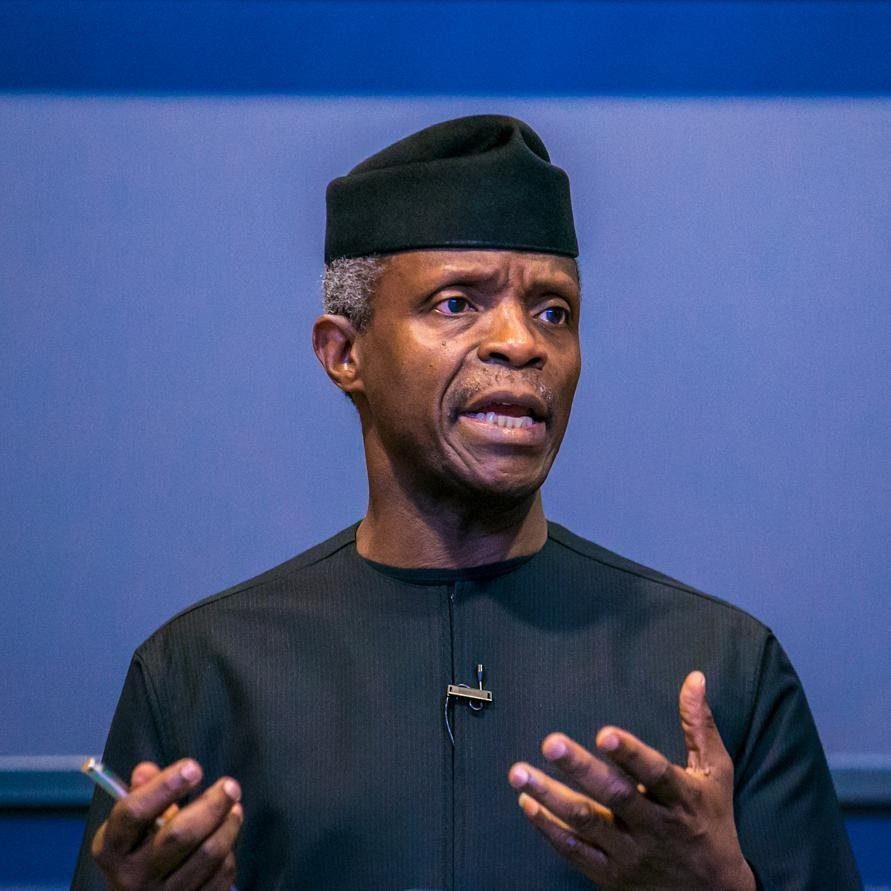 Osinbajo on #EndSARS protests