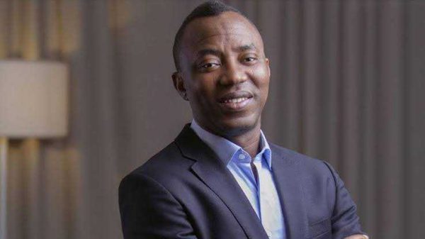 BREAKING: Sowore, Others Arrested In Abuja