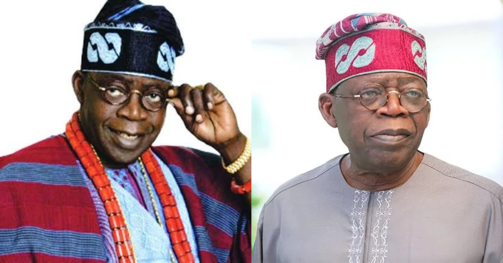 "Tinubu Visits Sanwo-Olu, Says ""I'm Still The Jagaban"""