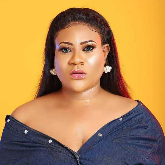 "#EndSARS: ""Mind what you eat at protest ground"" – Nkechi Blessing Sunday cautions"
