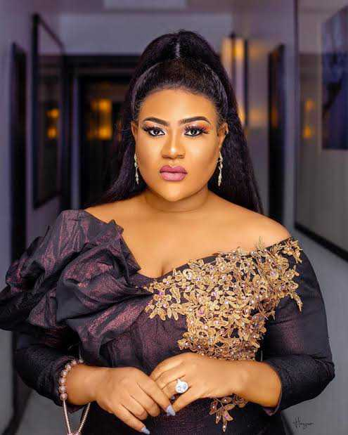 Nkechi Blessing says #EndSARS protest will give ladies husband this year more than Shiloh