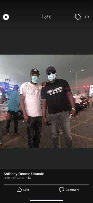 Abuja #EndSARS protester dies after he was stabbed (Photos)