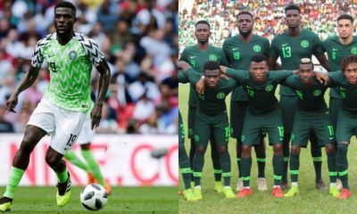 Police Brutality must stop, says Super Eagles midfielder, John Ogu