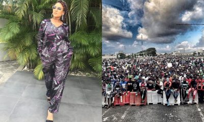 BBNaija's Gifty blames protesters for lives lost during #EndSARS protests
