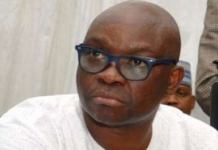 Alleged N2.2bn Fraud: Court Allows Fayose To Travel For Medical Treatment