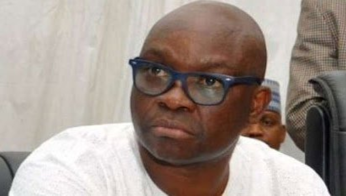 'My Next Ambition Is To Be Prophet Or Nigeria's President' -Fayose Says