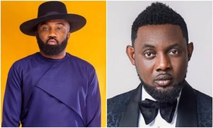 Noble Igwe, AY Makun Clash On Twitter Over Comedians Who Invite Politicians To Their Shows