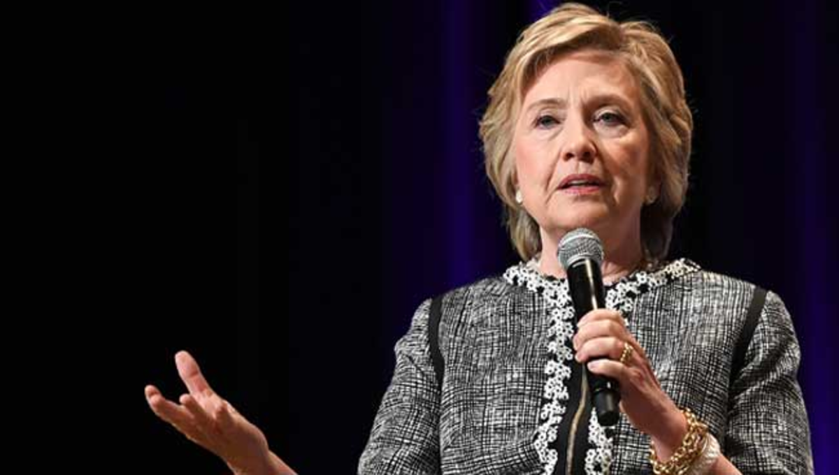 Hillary Clinton Calls On Buhari To Stop Killing #EndSARS Protesters