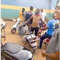 Hoodlums attack Nnewi police station, release motocycles impounded by police