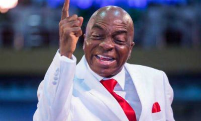 The wicked shall not go unpunished - Oyedepo tells hoodlums vandalizing properties