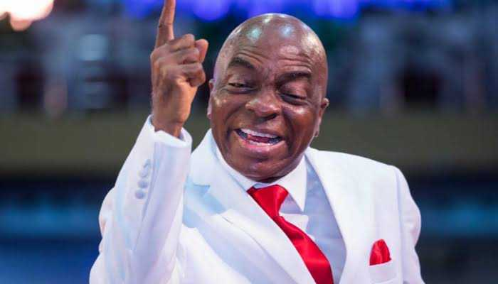 The wicked shall not go unpunished - Oyedepo tells hoodlums vandalizing properties