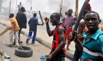 Hoodlums burn down police station in Ebonyi