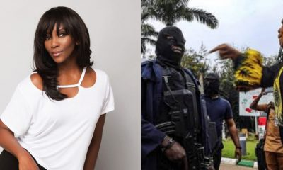 Genevieve Nnaji Reacts To Arrest Of #EndSARS Protesters In Kano