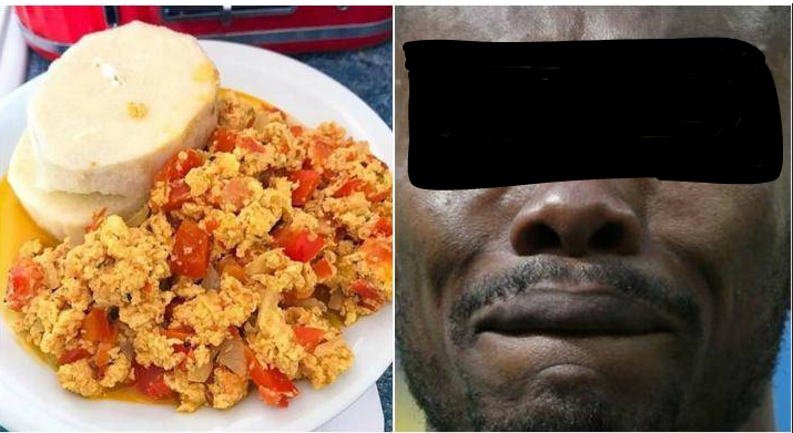 Unfaithful man cries out for help after his wife caught him cheating