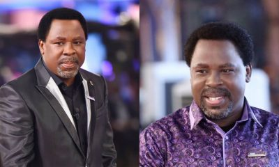 Why it is difficult for me to display my wife: TB Joshua