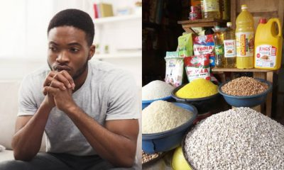 Man dumps fiancee for using N20k to buy food stuffs while he gave her N40k