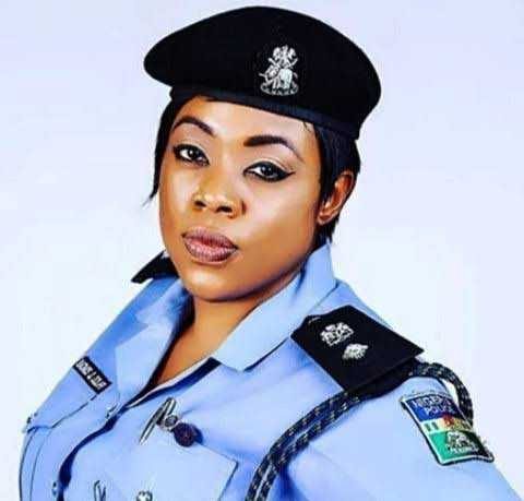 Dolapo Badmus breaks silence on reports that she has been dismissed from police force