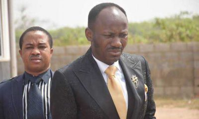 Insensitive and useless speech – Apostle Johnson Suleman rubbishes Buhari's nationwide broadcast