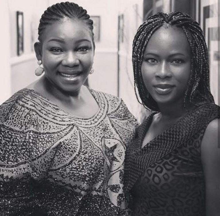 It is well with my soul – Ada Ameh mourns daughter