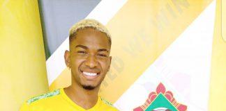 Kwara United Football Club sign Brazilian Winger, Ribeiro Alves Lucas ahead of the new season